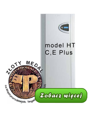pompy ciep�a - model HT C E PLUS - ivt